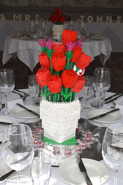 Lego Wedding The Big Day Brick Twist